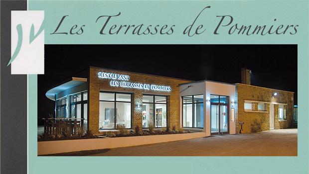 Restaurant Les Terrasses De Pommiers Cuisine Créative Et