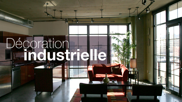 D co industrielle - Decoration industrielle maison ...