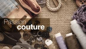 La passion du tricot et de la couture