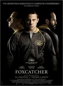 Foxcatcher - myblocnotes - Idéal Cinéma à Belleville