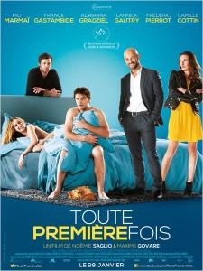 Toute premiere fois - myblocnotes - Cinéma La Passerelle à Trévoux