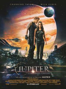 Jupiter : le destin de l'univers - myblocnotes - Cinéma Eden à Villefranche-sur-Saône