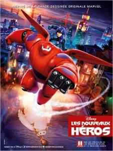 Les nouveaux héros - myblocnotes - Cinéma Eden à Villefranche-sur-Saône