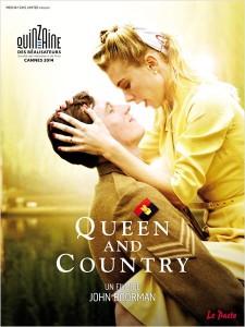 Queen and country - myblocnotes - Cinéma Les 400 Coups à Villefranche-sur-Saône