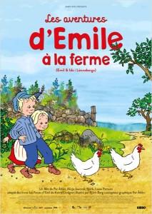 Les aventures d'Émile à la ferme - myblocnotes - Idéal Cinéma à Belleville
