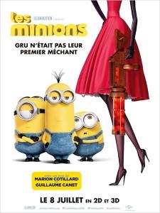 Les minions - myblocnotes - Cinéma Rex à Villefranche-sur-Saône