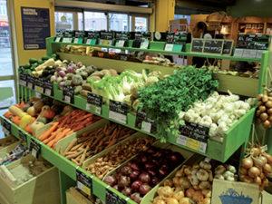 biocoop villefranche legumes