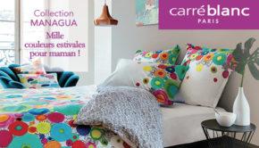 intro Carre blanc villefranche collection managua