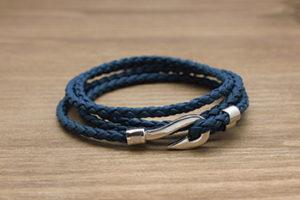 ARMA BLU villefranche bijoux bracelet bleu