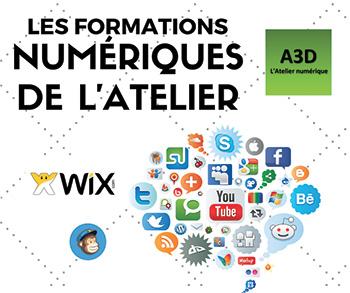A3D LES FORMATIONS numeriques ateliers villefranche