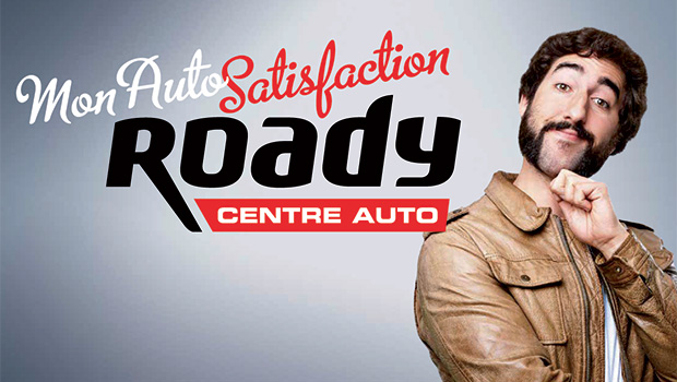 intro Roady centre auto villefranche