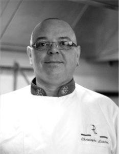 chef christophe laurent restaurant jardin gourmand anse