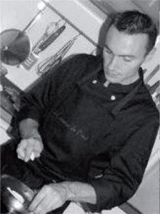 chef frederic valette la cuisine de fred le perreon