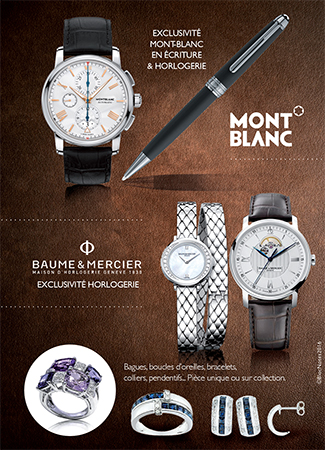 bijouterie horlogerie createur carine duval villefranche bijoux montre stylo montblanc baume et mercier