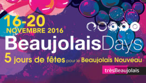 intro beaujolais days 2016