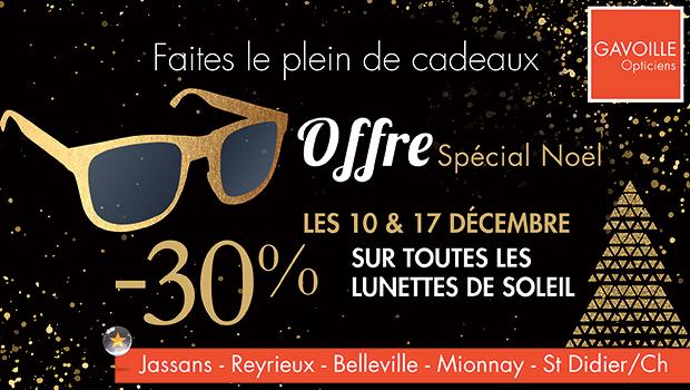 intro gavoille opticien jassans reyrieux belleville mionnay st didier chalaronne offre speciale noel 2016