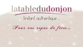 intro la table du donjon restaurant oingt noel 2016