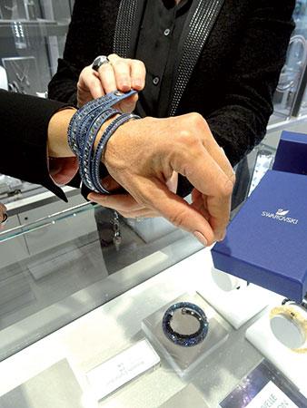 swarovski villefranche bn308 bracelet