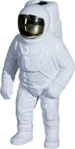 objets insolites st valentin cosmonaute statuette
