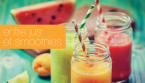 intro article entre jus et smoothie
