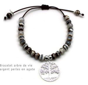 Armablu bijoux personnalises villefranche BN313 bracelet arbre