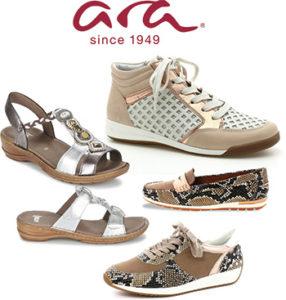 pieds sensibles chaussures ara BN313