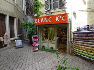 Blanc KC
