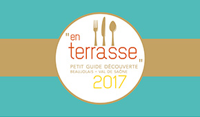 """Guide """"En terrasse 2017"""""""