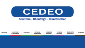 intro cedeo arnas sanitaire chauffage plomberie