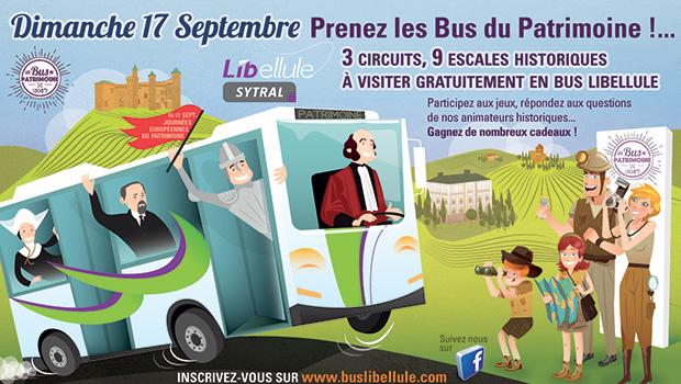 intro libellule patrimoine circuit decouverte bus 2017