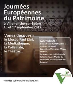 journee patrimoine villefranche 2017
