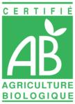 AB Agriculture Biologique Certifie logo