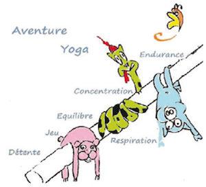 Aventure yoga