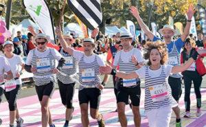 marathon du beaujolais fleurie villefranche