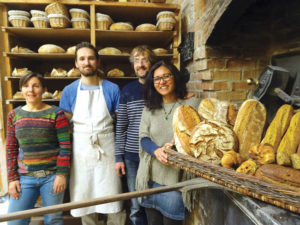 equipe Ami du pain