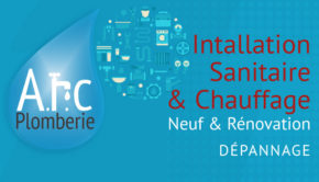 ARC Plomberie installation sanitaire chauffage