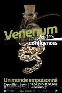 MUSEE DES CONFLUENCES lyon venenum