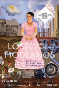 Musee des Beaux Arts Los Modernos Dialogues France Mexique