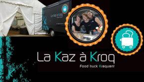 intro Kaz a Kroq food truck