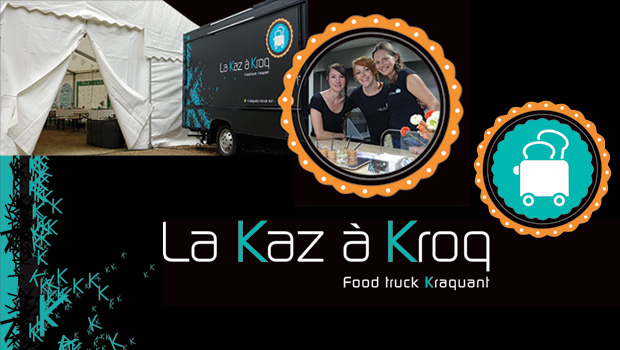 intro Kaz a Kroq food truck