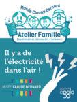 AGGLO saint julien musee Claude Bernard Atelier Famille avr2018