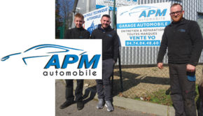intro BN323 APM automobile gleize