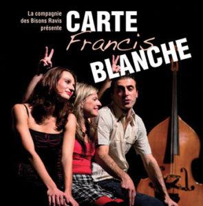 theatre gleize carte blanche