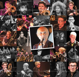concert auditorium bigband jazz