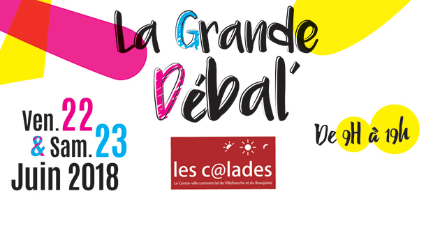 intro LES CALADES GRANDE DEBAL 2018