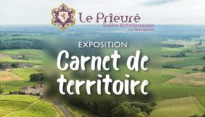 le prieure expo carnet de territoire
