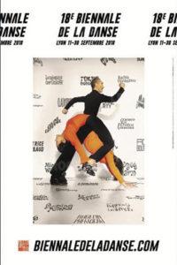 18e biennal danse lyon