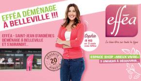 Intro EFFEA belleville minceur BN326