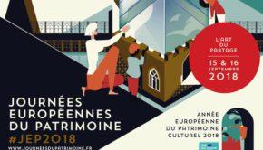 Intro Journees europeennes du patrimoine 2018