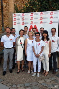 arlogis villefranche 30 ans photo equipe